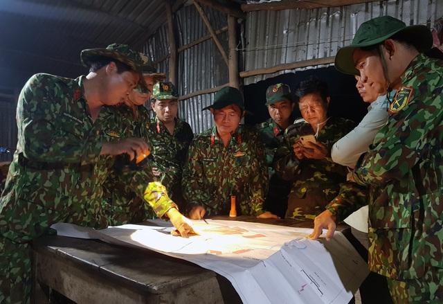 Hàng chục ha rừng tràm ở Kiên Giang bị bà hỏa thiêu rụi - Ảnh 1.