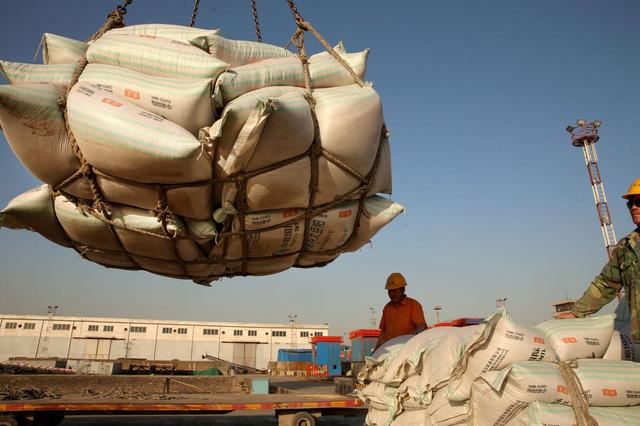 Trung Quốc âm thầm tích trữ lương thực - Ảnh 1.