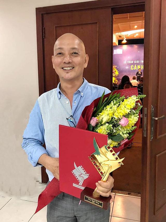 Trao giải Cánh diều tại TP.HCM, Cao Thái Hà tiếc hùi hụi vì lý do này - Ảnh 2.