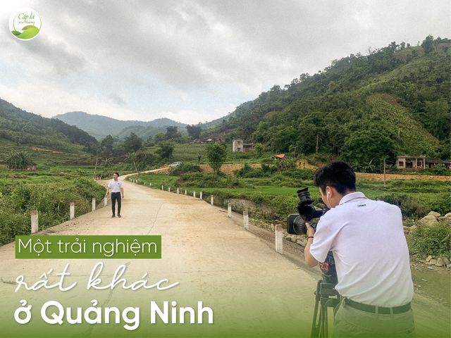 Hành trình số 55 Cặp lá yêu thương đến với Quảng Ninh: Ước mơ được chắp cánh - Ảnh 1.