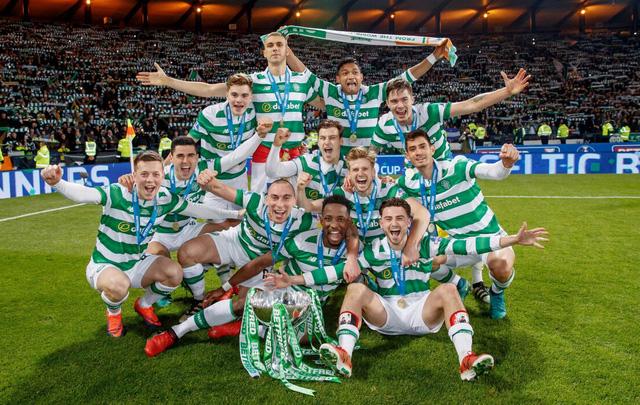 Giải VĐQG Scotland bị hủy: Celtic vô địch lần thứ 9 liên tiếp - Ảnh 1.