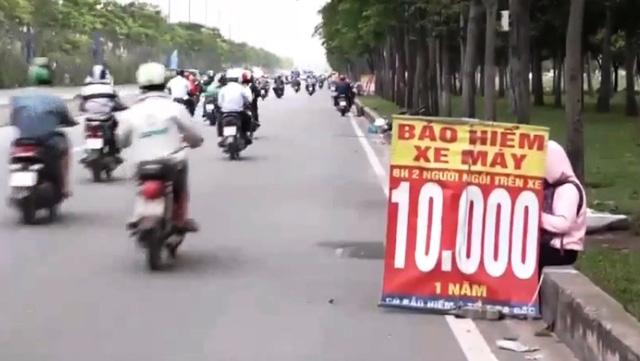 Mua bảo hiểm xe máy ở đâu và giá bao nhiêu tiền? - Ảnh 1.