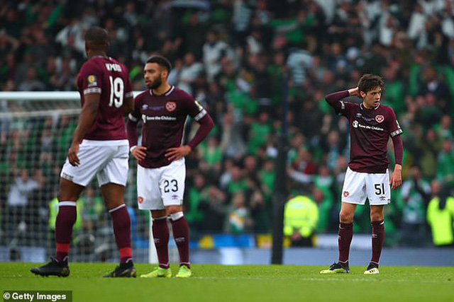 Giải VĐQG Scotland bị hủy: Celtic vô địch lần thứ 9 liên tiếp - Ảnh 2.