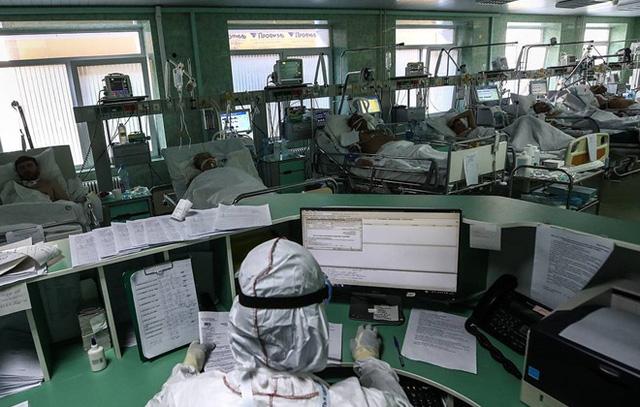Hơn 7 triệu xét nghiệm COVID-19 được tiến hành tại LB Nga - Ảnh 1.
