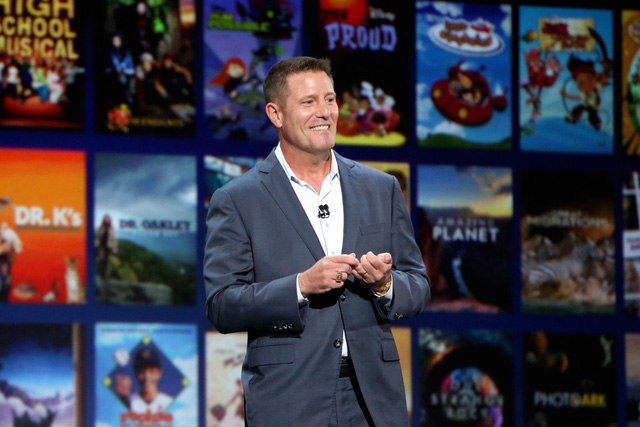 Sếp lớn của Disney trở thành CEO TikTok - Ảnh 1.