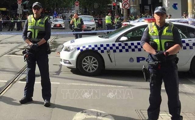 Tấn công bằng dao ở Australia, nhiều người bị thương - Ảnh 1.