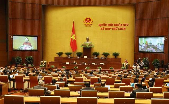 Chính phủ đề xuất điều chỉnh chỉ tiêu tăng trưởng kinh tế - ảnh 2