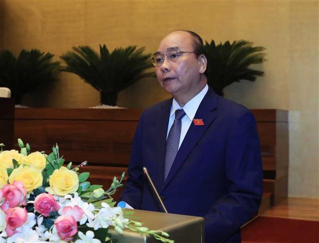 Chính phủ đề xuất điều chỉnh chỉ tiêu tăng trưởng kinh tế - ảnh 1