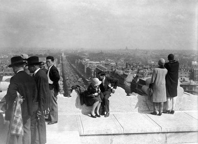 Paris thời xưa cũ: Lãng mạn và yên bình - Ảnh 8.