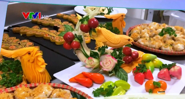 Giới thiệu ẩm thực việt Nam tới bạn bè Pháp - Ảnh 2.