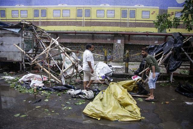 Siêu bão Amphan tàn phá Ấn Độ và Bangladesh, ít nhất 20 người thiệt mạng - Ảnh 7.