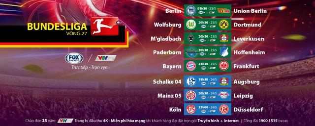 Bayern Munich - Dortmund: Tập dượt cho đại chiến - Ảnh 1.