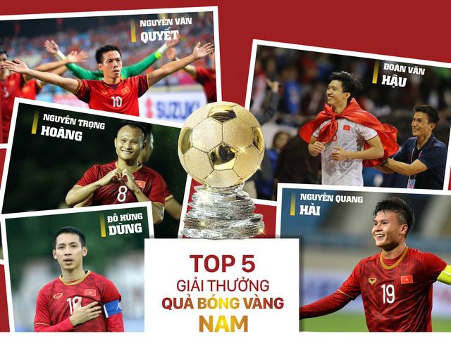 VTV tường thuật trực tiếp Gala Quả bóng Vàng Việt Nam 2019 - Ảnh 2.