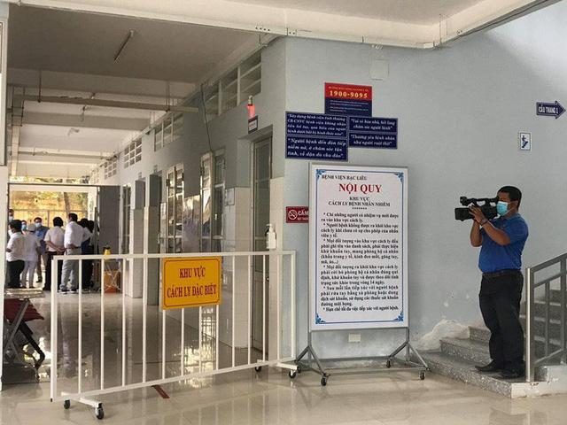 Bán hàng rong cho bệnh nhân COVID-19, 4 người tại Bạc Liêu bị cách ly - Ảnh 1.