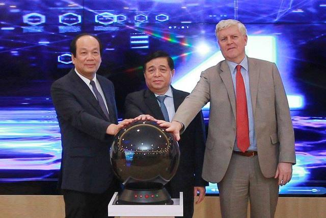 Khai trương Trung tâm điều hành tích hợp hiện đại nhất Việt Nam - Ảnh 1.