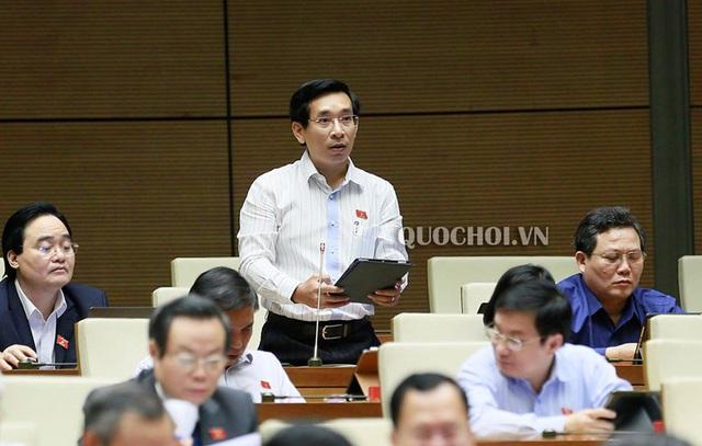 Đề xuất Quốc hội ban hành Luật Bảo vệ người làm việc tốt - Ảnh 1.