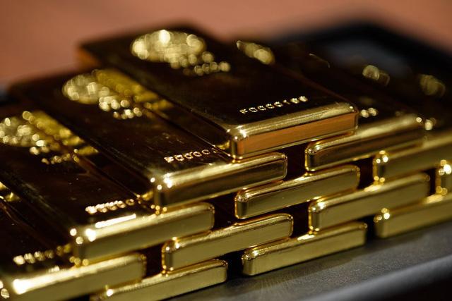 Giá vàng trong nước lại giảm - ảnh 1