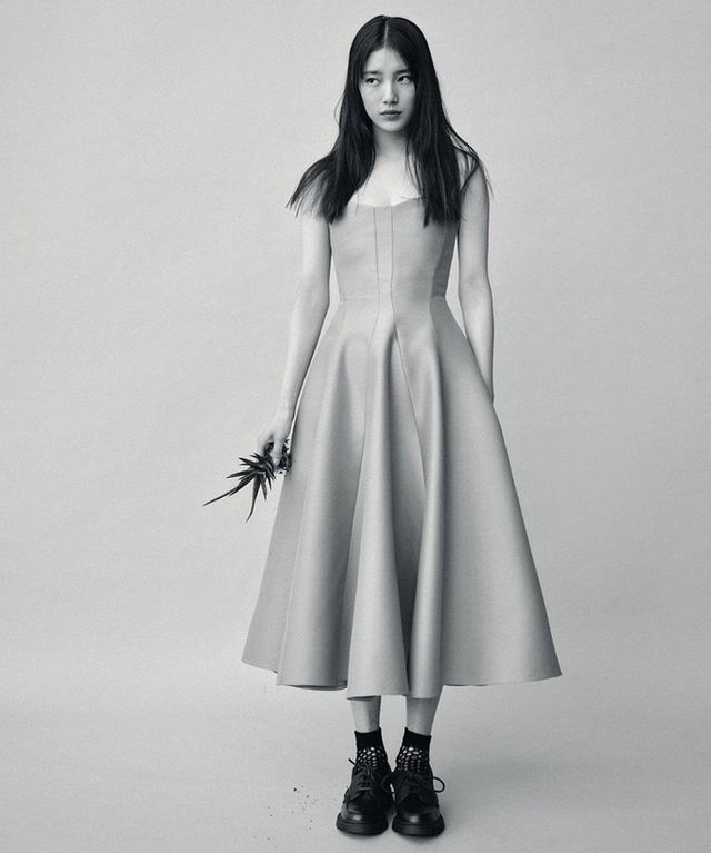 Suzy quý phái khác thường trên Vogue - Ảnh 8.