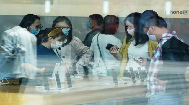 Doanh số bán iPhone tăng 160% - Ảnh 1.