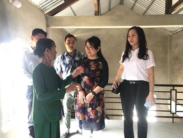 Quỹ Tấm lòng Việt bàn giao nhà chống bão lũ, tặng học bổng tại Thừa Thiên Huế - Ảnh 7.