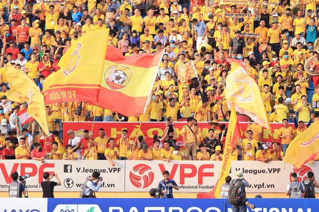 ẢNH: DNH Nam Định thắng thuyết phục, loại Hoàng Anh Gia Lai khỏi Cúp Quốc gia 2020 - Ảnh 5.