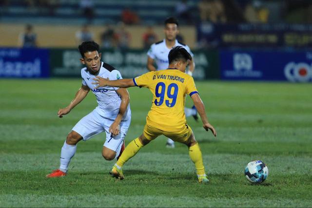 ẢNH: DNH Nam Định thắng thuyết phục, loại Hoàng Anh Gia Lai khỏi Cúp Quốc gia 2020 - Ảnh 12.