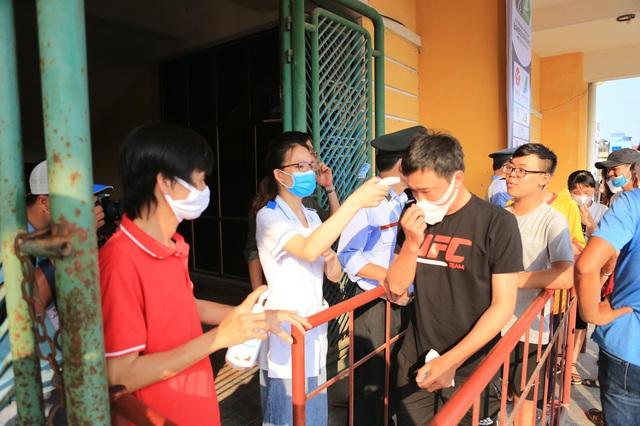 ẢNH: DNH Nam Định thắng thuyết phục, loại Hoàng Anh Gia Lai khỏi Cúp Quốc gia 2020 - Ảnh 1.