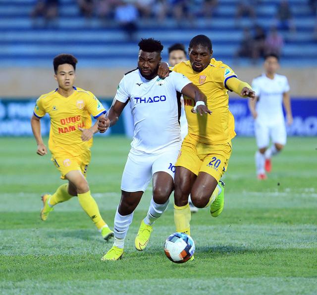 ẢNH: DNH Nam Định thắng thuyết phục, loại Hoàng Anh Gia Lai khỏi Cúp Quốc gia 2020 - Ảnh 11.