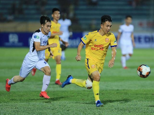 ẢNH: DNH Nam Định thắng thuyết phục, loại Hoàng Anh Gia Lai khỏi Cúp Quốc gia 2020 - Ảnh 10.