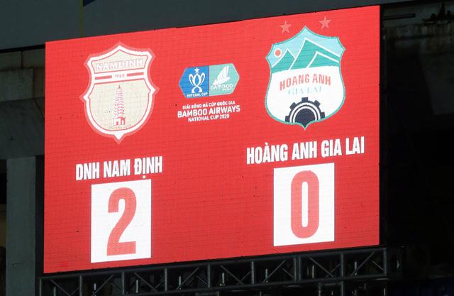 ẢNH: DNH Nam Định thắng thuyết phục, loại Hoàng Anh Gia Lai khỏi Cúp Quốc gia 2020 - Ảnh 18.