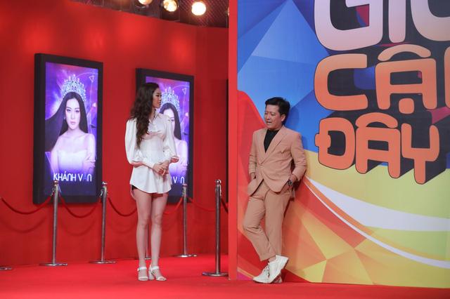 Hoa hậu Khánh Vân xông đất Ơn giời! Cậu đây rồi mùa 7 - Ảnh 3.