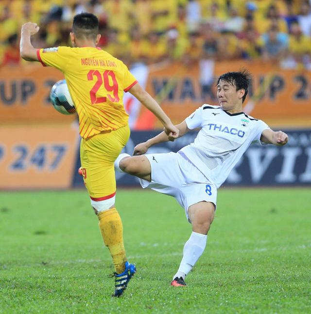 Dược Nam Hà Nam Định - Hoàng Anh Gia Lai: Chờ trận đấu lịch sử (18h00 ngày 23/5) - Ảnh 3.