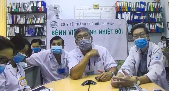 """Bệnh nhân 91 khiến các bác sĩ nhiều phen """"hú vía"""" - Ảnh 2."""