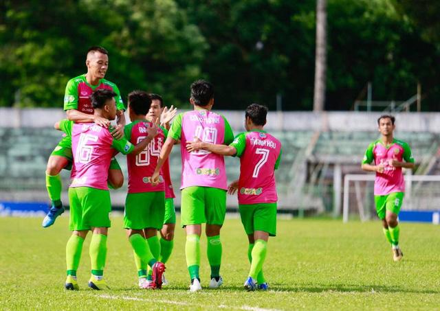 VIDEO Highlights CLB Đồng Tháp 3-1 CLB Hải Phòng (Vòng loại Cúp Quốc gia 2020) - Ảnh 2.