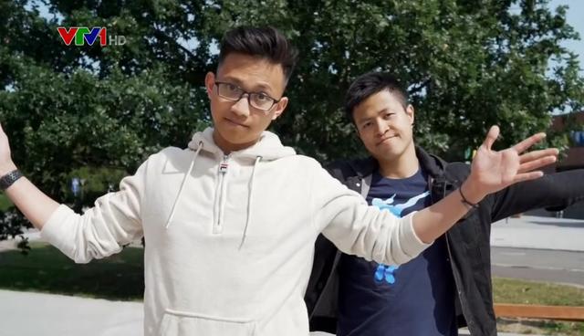 Làm giày từ bã cà phê và nhựa, 2 thanh niên Việt lọt danh sách bình chọn của Forbes - Ảnh 1.