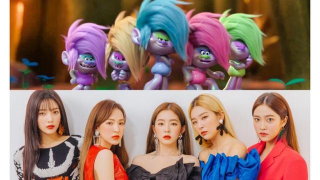 """""""Trolls World Tour"""": Lộ diện dàn sao """"khủng"""", Red Velvet cũng góp mặt - ảnh 3"""