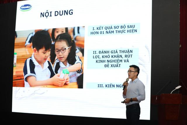Hơn 91% trẻ em mầm non, tiểu học Hà Nội được uống sữa học đường mỗi ngày - Ảnh 6.