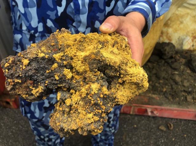 Bắt giữ 600 tấn quặng đồng nguyên khai trị giá 10 tỷ đồng - Ảnh 1.