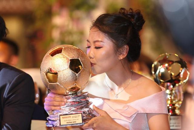 ẢNH: Toàn cảnh lễ trao giải Quả bóng vàng Việt Nam 2019 - Ảnh 6.