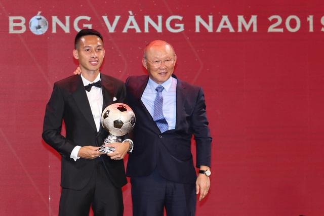 ẢNH: Toàn cảnh lễ trao giải Quả bóng vàng Việt Nam 2019 - Ảnh 8.
