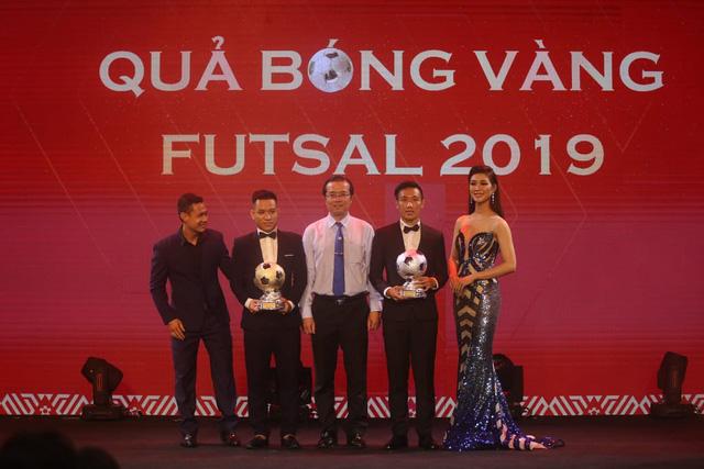 ẢNH: Toàn cảnh lễ trao giải Quả bóng vàng Việt Nam 2019 - Ảnh 4.