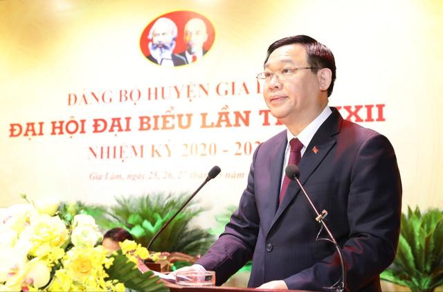Huyện Gia Lâm (Hà Nội) đặt mục tiêu trở thành quận vào 2025 - Ảnh 1.