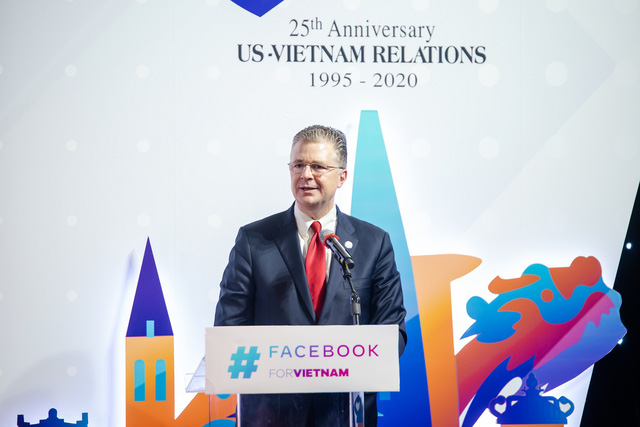 Facebook vì Việt Nam - Chiến dịch thúc đẩy công nghiệp 4.0 tại Việt Nam - Ảnh 1.