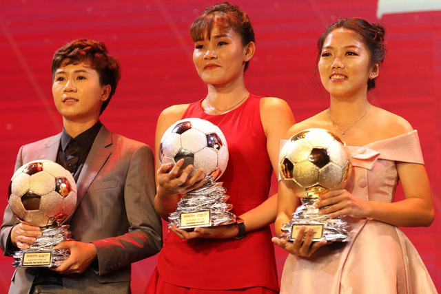 ẢNH: Toàn cảnh lễ trao giải Quả bóng vàng Việt Nam 2019 - Ảnh 7.