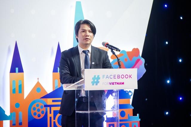 Facebook vì Việt Nam - Chiến dịch thúc đẩy công nghiệp 4.0 tại Việt Nam - Ảnh 2.
