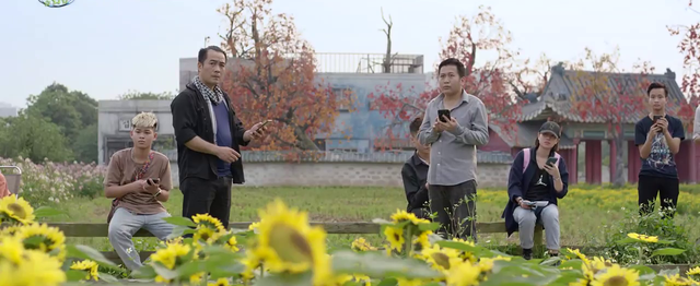 Nhà trọ Balanha - Tập 30: Kim lộ clip nhạy cảm, cả đoàn phim và công ty Nhiên nháo nhào - Ảnh 1.