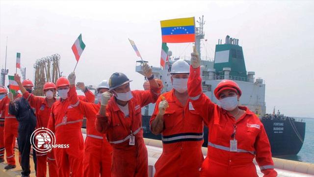 Tàu chở dầu Iran đến Venezuela: Hành động khiêu khích Mỹ? - Ảnh 2.