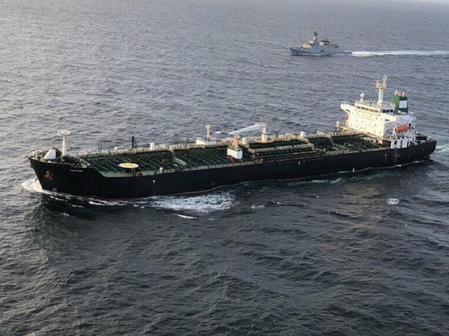 Tàu chở dầu Iran đến Venezuela: Hành động khiêu khích Mỹ? - Ảnh 1.