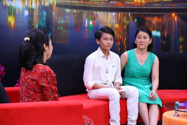 Bé trai 13 tuổi đau lòng bởi những lời nói gây sát thương từ bố mẹ - ảnh 3