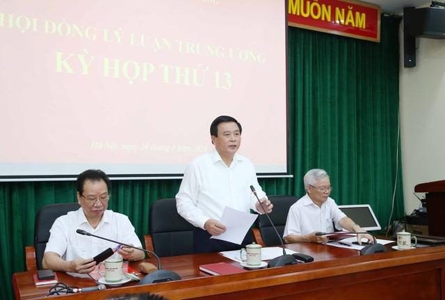 Ghi nhận những ý kiến đóng góp hoàn thiện dự thảo văn kiện trình Đại hội XIII của Đảng - Ảnh 1.